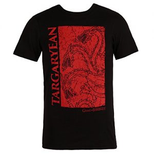 HBO's Game of Thrones Targaryen Sigil T-Shirt