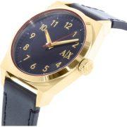 Armani Exchange Leather Ladies Watch AX2306 1