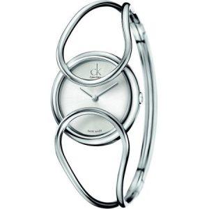 Calvin Klein ck Inclined Bangle Ladies Watch K4C2S116