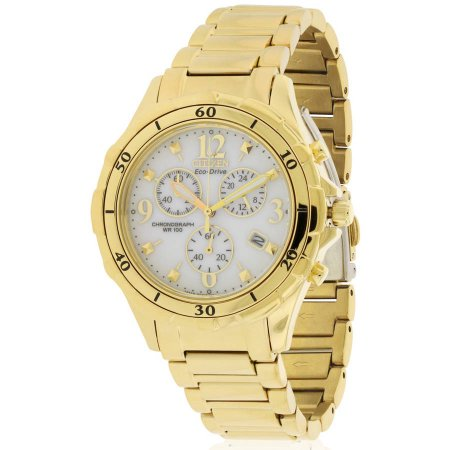 Citizen Eco-Drive Chronograph Women's Watch, FB1352-52A