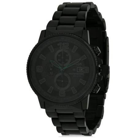 Citizen Eco-Drive NightHawk Chronograph Mens Watch CA0295-58E