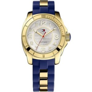 Tommy Hilfiger Silcone Ladies Watch 1781307
