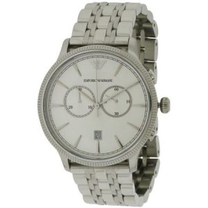 Emporio Armani Classic Stainless Steel Mens Watch AR1796