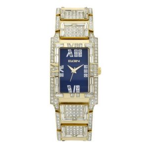 Elgin Men's Glitz Dress Watch
