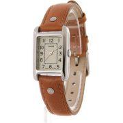 Timex Women's Bristol Park Watch, Honey Brown Leather Strap 2