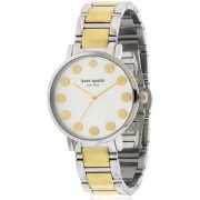 Kate Spade New York Gramercy Dot Two-Tone Women's Watch, 1YRU0738