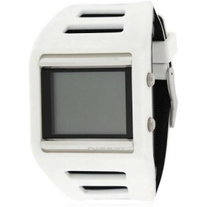 Diesel Digital Silicone Men's Watch, DZ7224