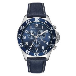 NAUTICA MEN'S WATCH NST 19 44MM