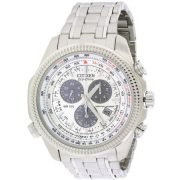 Citizen Eco-Drive Perpetual Calendar Alarm Men's Watch, BL5400-52A