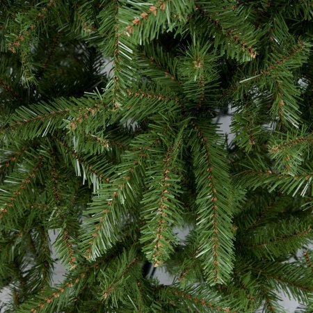 Dunhill Fir Christmas Tree.National Tree Unlit 4 1 2 Dunhill Fir Hinged Artificial Christmas Tree