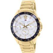Tommy Hilfiger Men's 1791121 Gold Stainless-Steel Quartz Watch