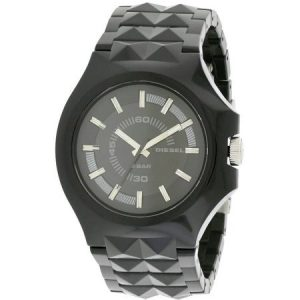 Diesel Faceted Plastic Stud Men's Watch, DZ1646