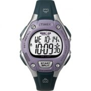 Timex Women's Ironman Classic 30 Mid-Size Watch, Black Resin Strap 1