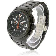 ESQ by Movado Excel Chronograph Black IP Men's Watch, 07301418 1