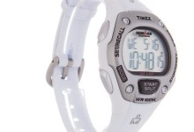 Timex Women's Ironman Classic 30 Mid-Size Watch, White Resin Strap 3