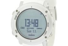 Suunto Core Alu Pure White Multifunction Mens Watch SS018735000