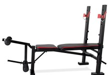 CAP Barbell FM-CS7240 Strength Standard Bench With Leg Developer