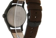 Timex Men's Expedition Scout Brown Watch, Leather Strap 2