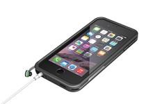 LifeProof FRE iPhone 6 ONLY Waterproof Case (4.7″ Version) – Retail Packaging – Black/Black