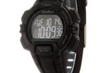 Timex Men's Ironman Rugged 30 Full-Size Watch, Black Resin Strap 1