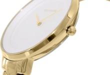 Skagen Ditte Gold-Tone Ladies Watch SKW2330 1
