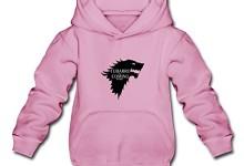 TH@MM Custom film Game of Thrones Hoodie Sweatshirt Youth (NEW)