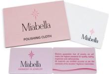 Miabella 13-14mm White Cultured Freshwater Pearl 14kt White Gold Stud Earrings 1