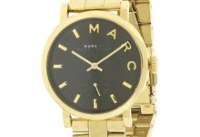 Marc by Marc Jacobs Sally Gold-Tone Women's Watch, MBM3355