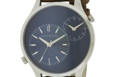 Armani Exchange Leather Mens Watch AX2162