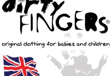 Dirty Fingers, D is for Dire, Doth, Dragon, Baby Boy T-shirt, 24-36m, Black