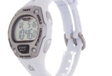 Timex Women's Ironman Classic 30 Mid-Size Watch, White Resin Strap 1