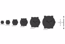 Movado BOLD Touch Dual-Time Digital Unisex Watch 3600253 3