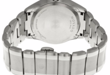 Movado Celo Stainless Steel Mens Watch 0606839 3