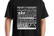 game of thrones quote for Medium black Men T-shirt