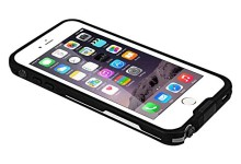 Waterproof Case for iPhone 6/6s,Thin Bumper – Fingerprint Touch ID Scanner Available(White)