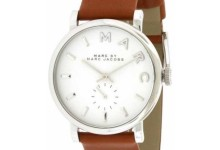 Marc by Marc Jacobs Baker Tan Leather Women's Watch, MBM1265